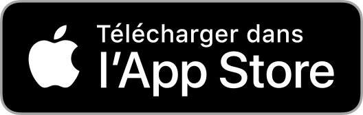 Download app on the App Store